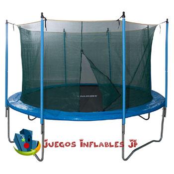 cama elastica 366 mts