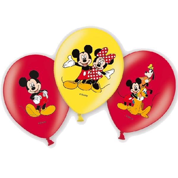 globos-mickey